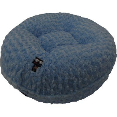 Bagel Sky Dog Bed Size: 10 H x 30 W x 30 D