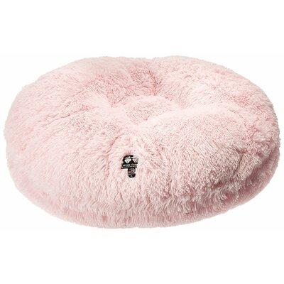 Bagel Bubble Gum Dog Bed Size: 10 H x 30 W x 30 D
