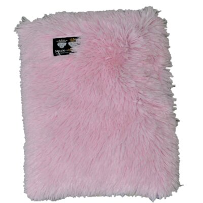 Bubble Gum Crate Pad Size: Medium (16 W x 20 D)
