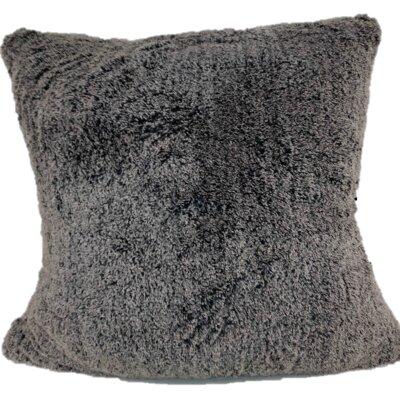 Bubba Puma Hound Wolf Pillow Size: 48 W x 48 D