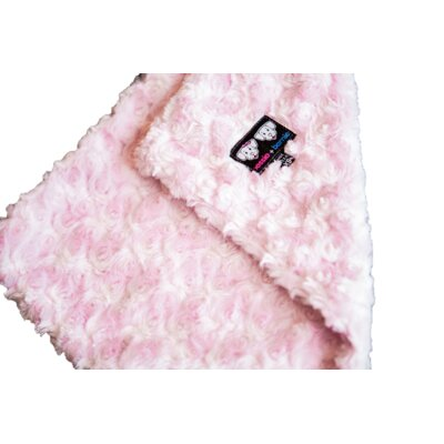 Cotton Candy Pad Pet Crate Size: Large (18 W x 24 L)