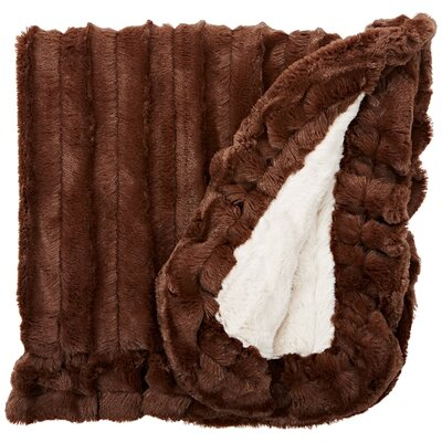 Blanket Natural Beauty Dog Mat with Soft Fabric Size: Extra Large (56 W x 56 D)