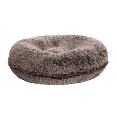 Bagel Frosted Willow Classic Dog Bed Size: Large (42 W x 42 D x 10 H(