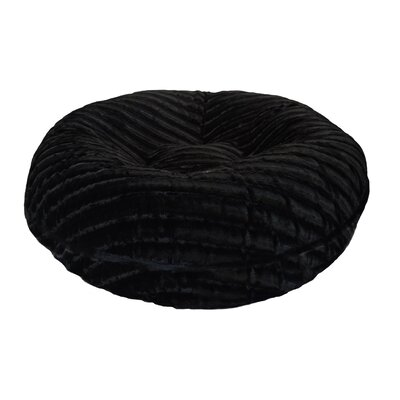 Puma Bagel Pillow Bed Size: 36 W x 36 D x 10 H