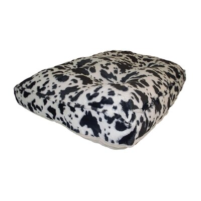 Sicilian Natural Beauty Pillow Size: Large (46 W x 35 D)