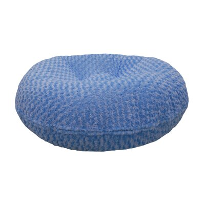 Bagel Sky Dog Bed Size: 10 H x 36 W x 36 D