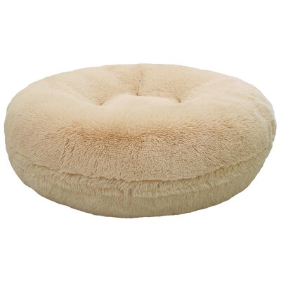 Blondie Bagel Pillow Bed Size: 36 W x 36 D x 10 H