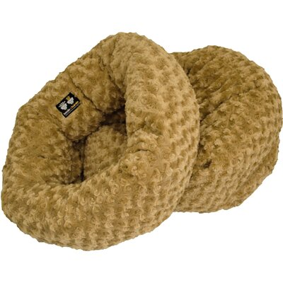 Burrow Bed Camel Rose Pet Bed