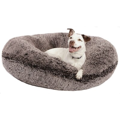 Bagel Frosted Willow Classic Dog Bed Size: Small (30 W x 30 D x 10 H)