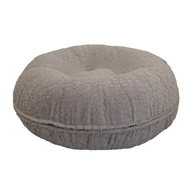 Bagel Serenity Bolster Dog Bed Size: 42 W x 42 D x 10 H