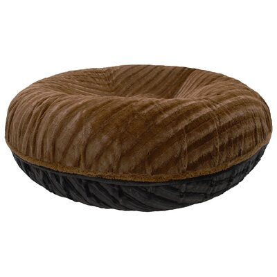Puma Godiva Bagel Pillow Bed Size: 24 W x 24 D x 10 H