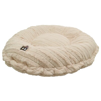 Hybrid Bagelette Bolster Dog Bed Size: 30 W x 30 D x 10 H