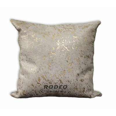 Pillow Cover Size: 16 H x 16 W x 1 D