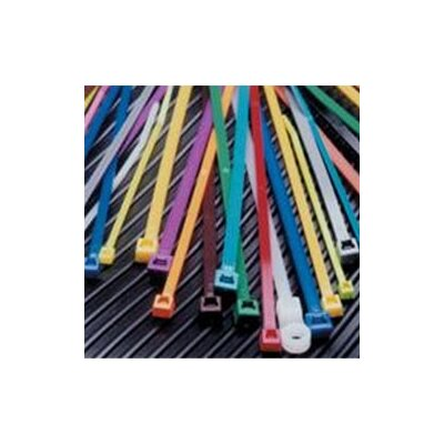Buy Low Price Liberty Cable 7.5″ Plenum Cable Tie Quantity: 1000 (LT1247_1036805)