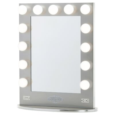 Broadway Lighted Bathroom/Vanity Mirror