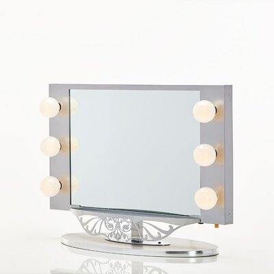 Starlet Lighted Bathroom/Vanity Mirror