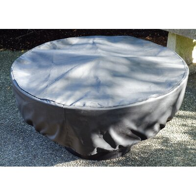 Vinyl Fire Pit Bowl Cover Size: Small