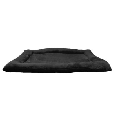 Crate Dog Bed Size: 35 L x 22 W, Color: Black