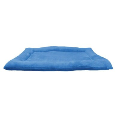 Crate Dog Bed Size: 35 L x 22 W, Color: Blue