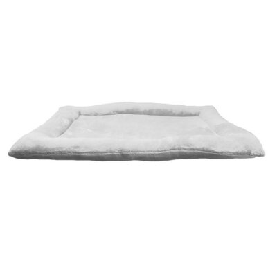Crate Dog Bed Size: 24 L x 18 W, Color: Gray