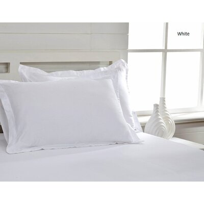 300 Thread Count 100% Cotton Sheet Set Size: King, Color: White