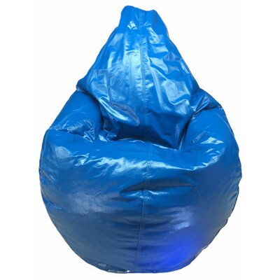 Bean Bag Chair Color: Blue