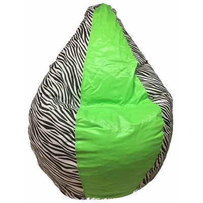 Bean Bag Chair Color: Lime