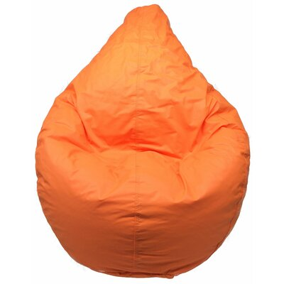 Bean Bag Chair Color: Orange
