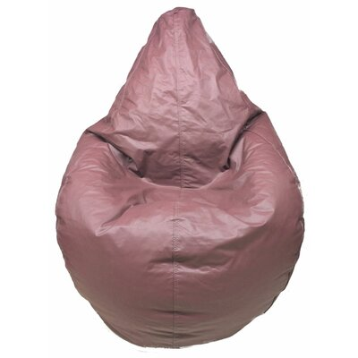 Bean Bag Chair Color: Maroon