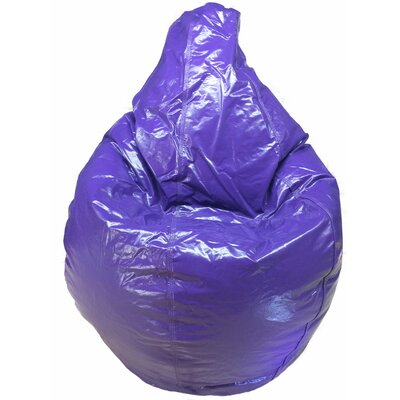 Bean Bag Chair Color: Purple