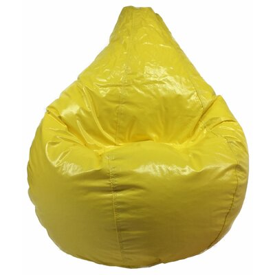 Bean Bag Chair Color: Yellow