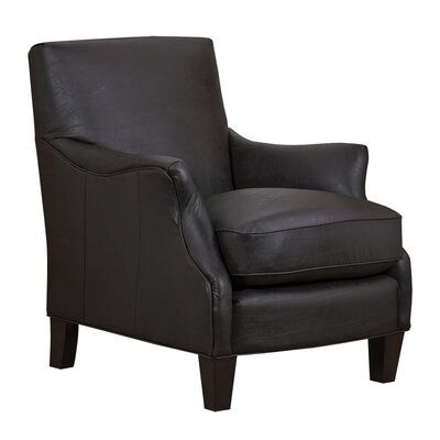 Emily Bonded Leather Armchair