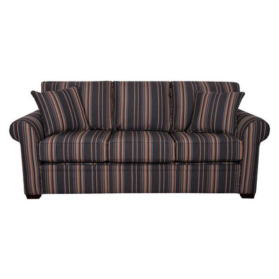 Striped Sleeper Sofa