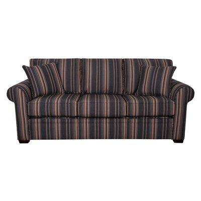 Striped Sleeper Sofa