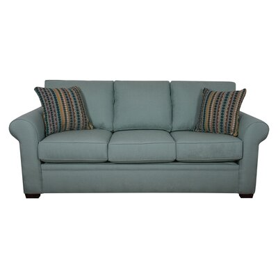 Teal Sleeper Sofa