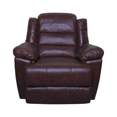 Raychel Manual Rocker Recliner