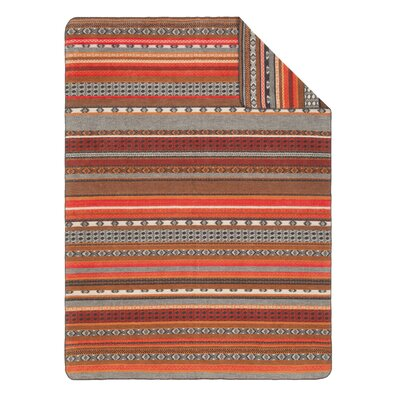 Sorrento Folklore Fair Isle Oversized Throw Blanket