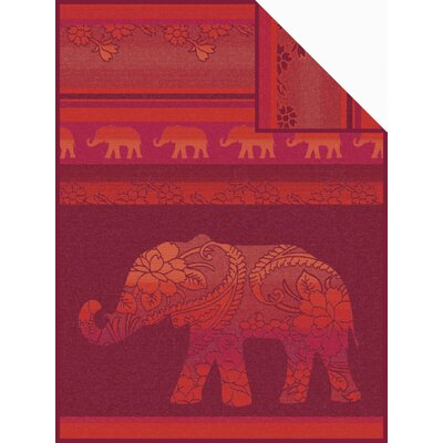 Ehli Elephant Oversized Throw