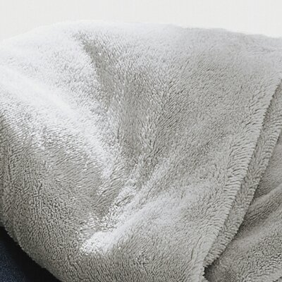 Dreamy Soft Throw Color: Cool Gray