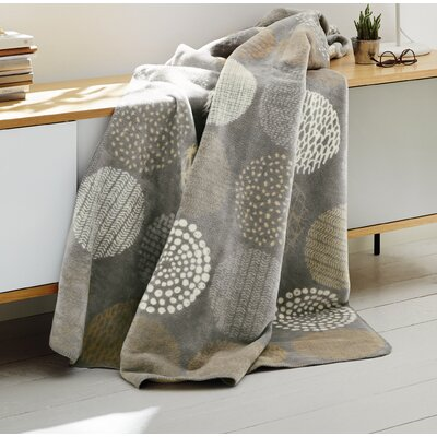 Oliver Pattern Spheres Reversible Throw