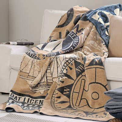 Sorrento Sailboat Throw