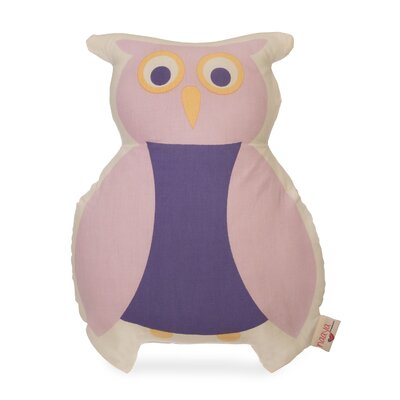 Owl Pillow Size: Large