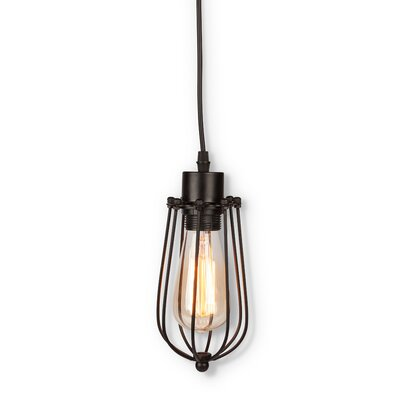 Lone Elm Studios 1-Light Mini Pendant