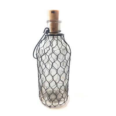 Battery Operated Lighted Decorative Bottle 93747
