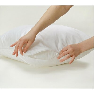 Bed Bug Proof Allergy Protection Zippered Extra Heavy Pillow Protector