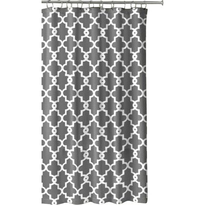 Shower Curtain Color: Gray