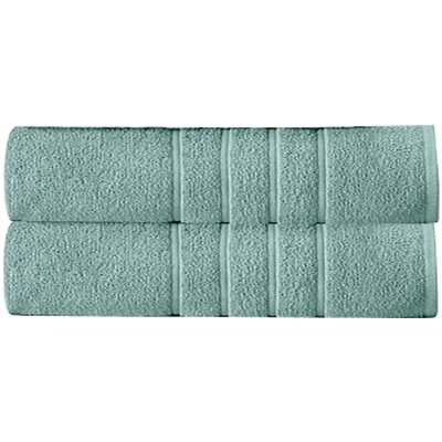 Cotton Spa Bath Towel Color: Aqua