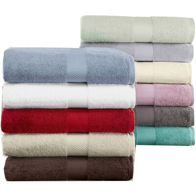 Solid Spa Bath Towel
