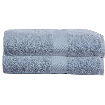 Spa Bath Towel Color: Coronet Blue