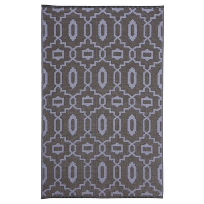 Walden Gray Indoor/Outdoor Area Rug Rug Size: 6 x 9